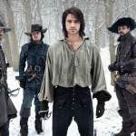 The Musketeers First BBC Cast Photos Released