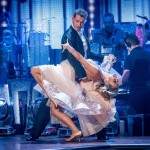 Whats the name of the band and singers on Strictly Come Dancing?