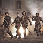 The Musketeers BBC Drama Set to Air in 2014