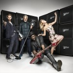 The Voice UK Pictures: Coaches Gear Up for Series 3 in 2014