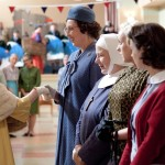 When does Call the Midwife series 3 start on BBC?