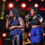 Tila & Tavelah singing 'Just Can't Get Enough' – The Voice UK 2014 Blind Auditions