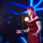Melissa Gill on The Voice UK Series 3, singing 'Love Is A Losing Game'