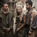 Ashley Walters and Fiona Glascott join The Musketeers BBC Cast for Episode 5 'The Homecoming'