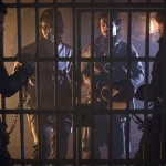 Porthos returns to the Court of Miracles in Episode 5 of The Musketeers