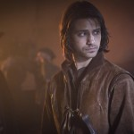 D'Artagnan actor Luke Pasqualino gives a comedic guide to The Musketeers special effects