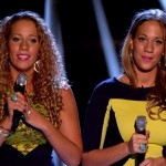 The Voice UK Blind Auditions: Gemyni sing 'Fantasy' by Mariah Carey