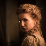 Actress Annabelle Wallis guest stars in Episode 7 of 'The Musketeers' on BBC