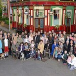 EastEnders 2014 Cast List and BBC Group Photo