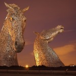 Preview of BBC Two Scotland's 'Creating The Kelpies'