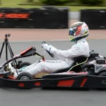 BBC F1 Coverage 2014: Lewis Hamilton Returns To His Karting Roots