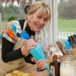 The Great British Bake Off 2014 Cast: Claire, Richard and Nancy