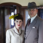 'Partners In Crime' BBC Cast: Jessica Raine and David Walliams Start Filming New 2015 Agatha Christie Drama