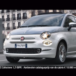 Fiat 500 Collezione Advert Song